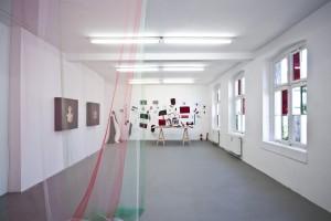 Ausstellungsansicht 1 Bahar Taheri